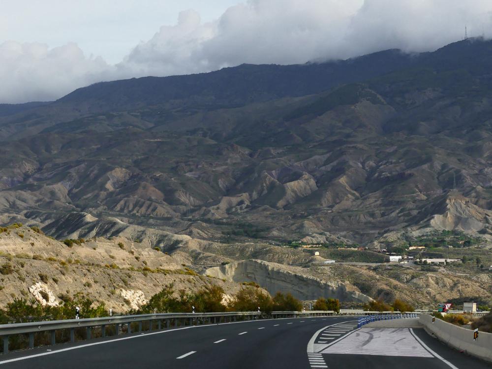Désert des Tabernas, Andalousie, Espagne